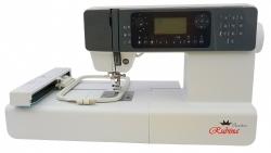 Kompiuterizuota siuvimo-siuvinėjimo mašina Rubina Creative