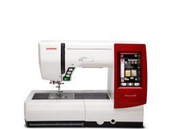 Kompiuterizuota siuvimo-siuvinėjimo mašina Janome MC9900