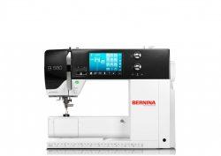 Kompiuterizuota siuvimo-siuvinėjimo mašina BERNINA 580