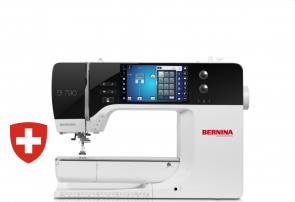 Kompiuterizuota siuvimo-siuvinėjimo mašina BERNINA 790 PLUS