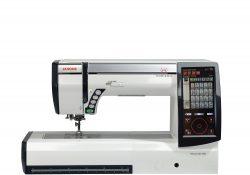 Kompiuterizuota siuvimo-siuvinėjimo mašina Janome MC12000