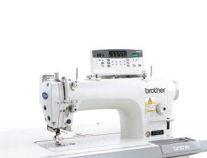 Brother S-7220B tiesiasiūlė pramoninė mašina su adatos transp. ir automatika