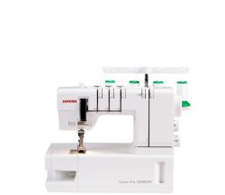 Grandininio dygsnio siuvimo mašina (plokščiasiūlė) Janome 2000CPX