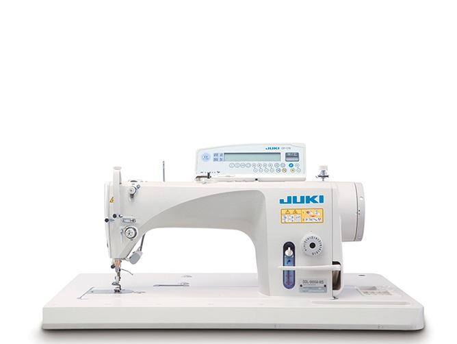 JUKI DDL-9000BSS tiesiasiūlė pramoninė mašina su automatika