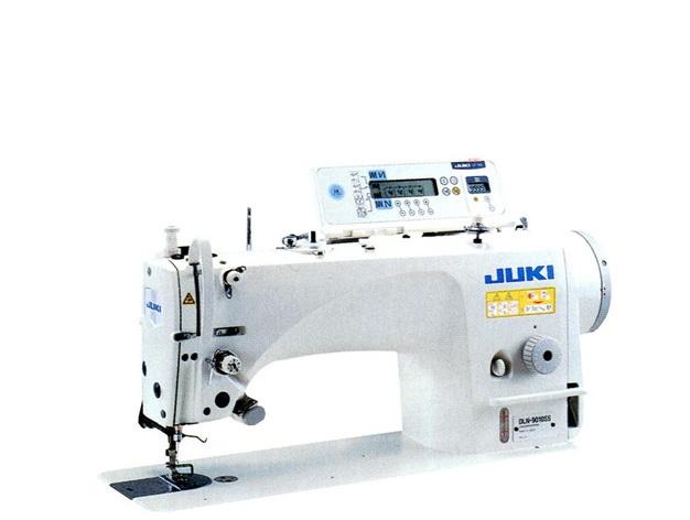 JUKI DLN-9010SS  tiesiasiūlė pramoninė mašina su adatos transp. ir automatika