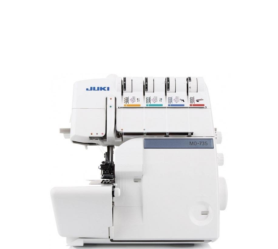Krašto apmėtymo ir grandininio dygsnio siuvimo mašina JUKI MO-735DE