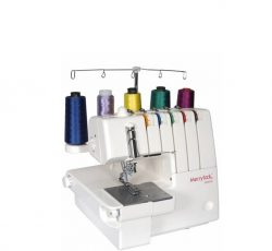 Krašto apmėtymo ir grandininio dygsnio siuvimo mašina Merrylock 3560CL