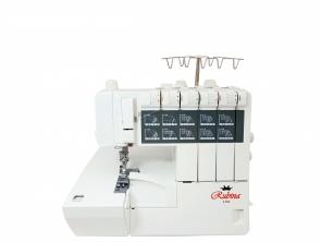 Krašto apmėtymo ir grandininio dygsnio siuvimo mašina Rubina L10A
