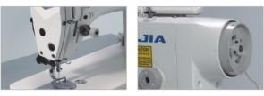 LIJIA L9200-D-7 tiesiasiūlė pramoninė mašina su automatika