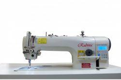 Rubina RB-9500  tiesiasiūlė pramoninė mašina su automatika ir adatos transp. (komplektuojama su stalu Made in Germany).