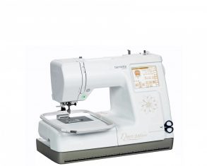 Embroidery machine bernette BERNINA bernette Deco 340 Plus • Siuvimo