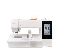 Siuvinėjimo mašina Janome Memory Craft 500E