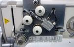 Golden Wheel CSU-8671D-ABFT/LL-1AB pramoninė mašina sunkiems audiniams su trigubu transp.