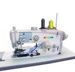 GOLDEN WHEEL CSU-8673 pramoninė mašina sunkių audinių apkantavimui