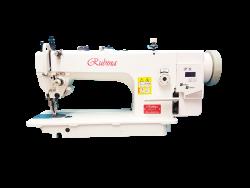 Rubina RB0318-1D pramoninė tiesiasiūlė mašina sunkiems audiniams su dvigubu transp.