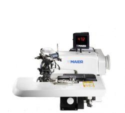 MAIER 252-12-K/E-PFL-M-D/2 paslėpto dygsnio mašina