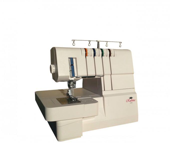 Buitinės plokščiasiūlės mašinos (coverlock, trikotažinės)