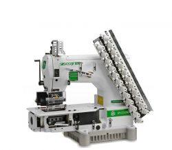 ZOJE ZJ1414 daugiaadatė pramoninė plokščiasiūlė mašina