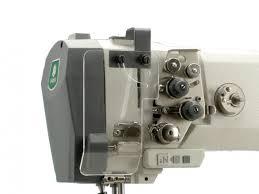 ZOJE ZJ9610-D3/PF pram. mašina sunkiems audiniams su voleliu ir adatos transp.