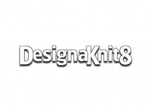 Programinė įranga mezgimui DesignaKnit8