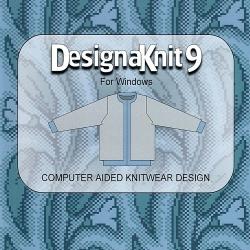Programinė įranga mezgimui DesignaKnit9 Professional