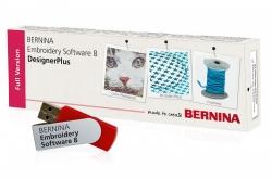 Siuvinėjimo programa BERNINA DesignerPlus Embroidery Software 8