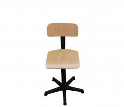 KT-2 Kėdė siuvėjoms (medinė)