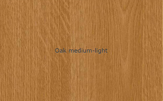 Oak medium light