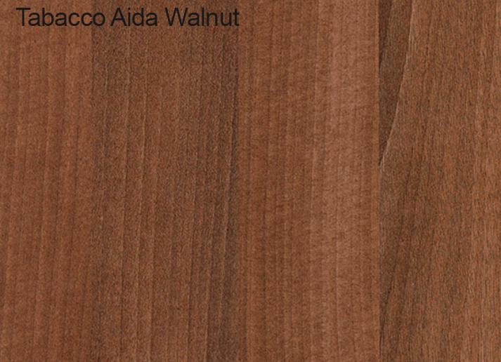 Tabacco Aida walnut