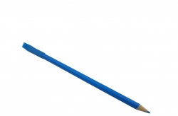 Kreidinis pieštukas žymėjimui (mėlynas)