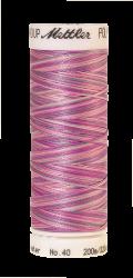 Melanžiniai siuvinėjimo siūlai Mettler Poly Sheen Multi (spalva 9912)