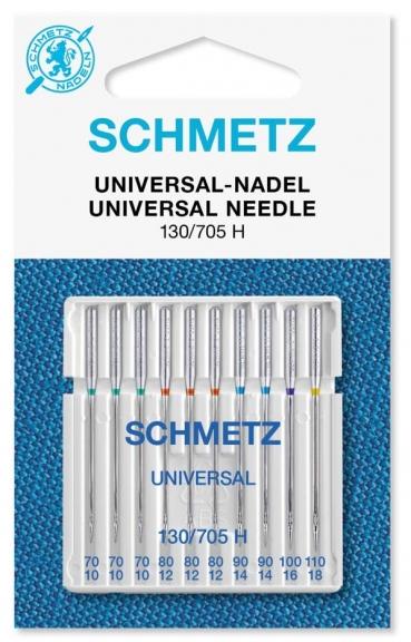 Adatos siuvimo masinai Schmetz_rinkinys B10