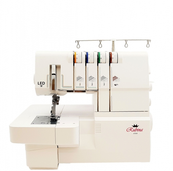 Household coverstitch machines