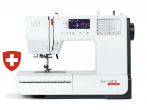Kompiuterizuota siuvimo mašina bernette 38