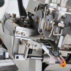 SUPREME CSM-430G-105APW ąselių prisiuvimo automatas