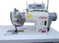 RUBINA RB-8750-D4  dviadatė pramoninė mašina su automatika