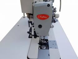 RUBINA RB-8750-5 двухигольная прямострочная швейная машина