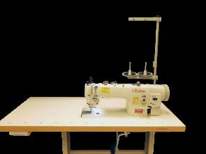 RUBINA RB-0617D pramoninė mašina sunkiems audiniams su trigubu transp.