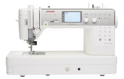 Kompiuterizuota siuvimo mašina Janome MC6700 Professional