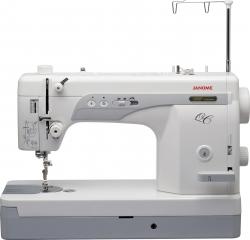 Tiesiasiūlė siuvimo mašina Janome 1600P-QC