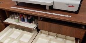 Transformuojamas stalas Comfort 7+