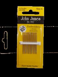 Rankinės siuvimo adatos JJ13506