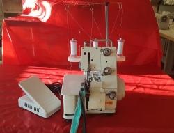(Vitrina) krašto apmėtymo mašina (overlokas) FN-1