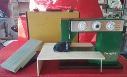 (Naudota) siuvimo mašina Hugin kompakt