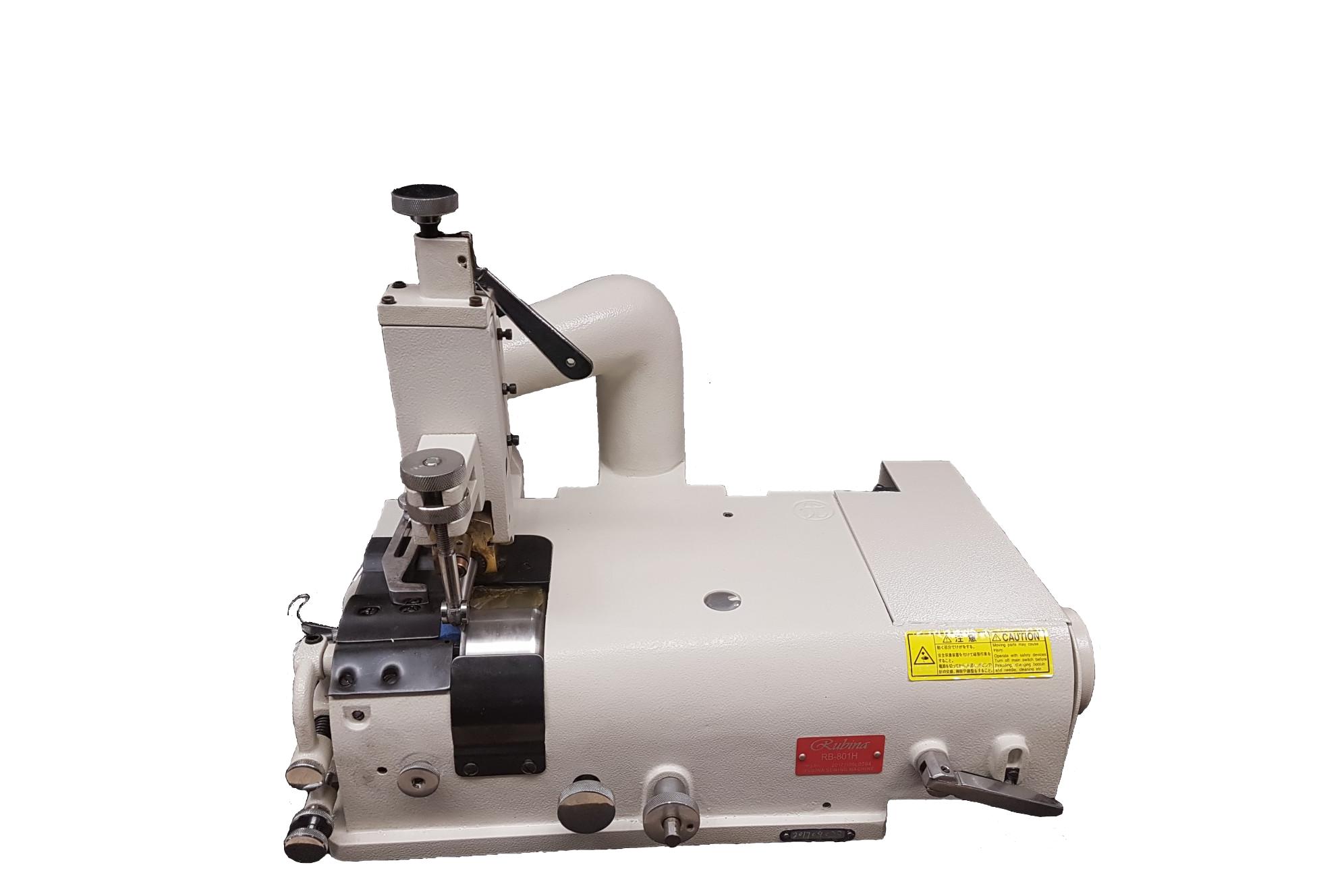 Rubina RB-801H pramoninė odos ploninimo mašina