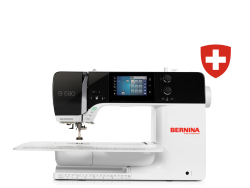 Kompiuterizuota siuvimo-siuvinėjimo mašina BERNINA 590