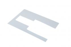 Įdėtinis staliukas su išpjova (siuvimo stalas L/XL)