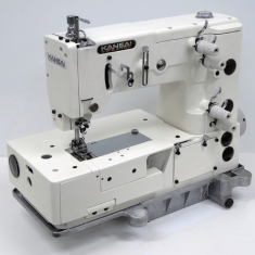 Kansai Special PX-302-4W pramoninė siuvimo mašina dekoratyvinei apdailai