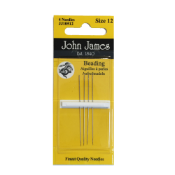 Rankinės siuvimo adatos karoliukams verti JJ10512