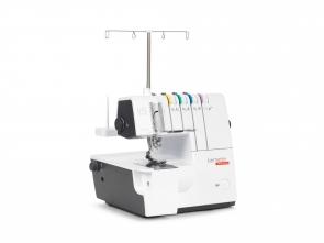 Grandininio dygsnio siuvimo mašina (plokščiasiūlė) bernette Funlock b42